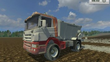 Scania P420 Kalk