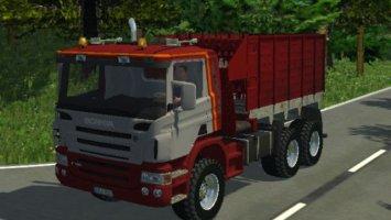 Scania P420 Mixer