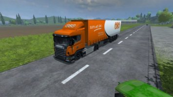 Scania Traffic pack ls2013