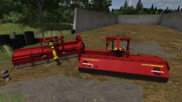 Sauerburger 2650 Flail Mower