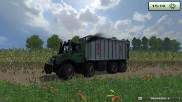 Unimog 2450 8x8 Beta