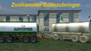 Zunhammer Guelletrailer
