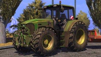 John Deere 7530 Premium Dirty