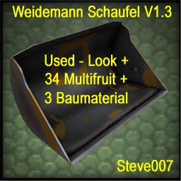 Weidemann Shovel v1.3 Multifruit (37)
