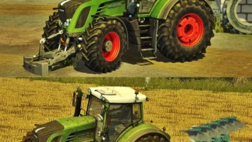 Fendt 936 Vario (Washable)