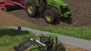 John Deere 7820 V2 Dirt FL