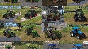 JDFan Tractors Modpack