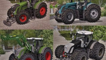 FENDT 936 VARIO Best Pack LS2013