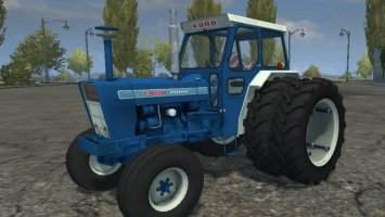 Ford 7000 MR