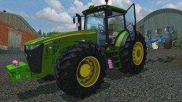 John Deere 8360R V4
