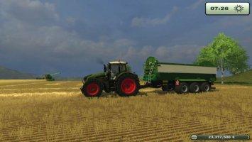 Krampe Bandit 800 green v5.0 MR