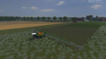 Weed on fields v2 (Herbicide mod) LS2013