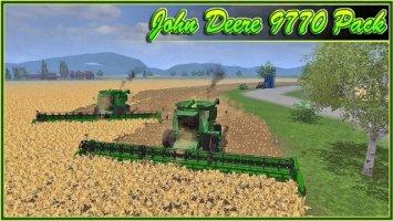 JOHN DEERE 9770STS COMBINE PACK MULTIFRUIT V2.0 LS2013