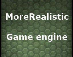 MoreRealistic Engine V1.3.40