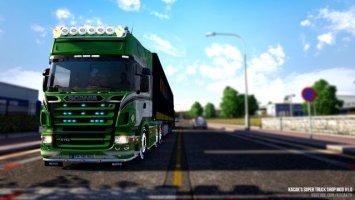 KacaK's Super Truck Shop Mod