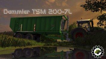 Demmler TSM 200 7L Green