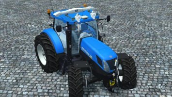New Holland T7.220 Culture