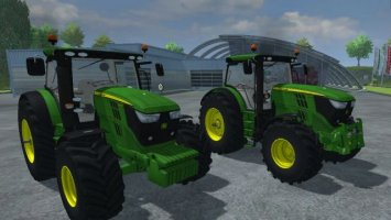 John Deere R Series Pack