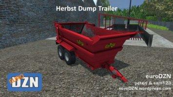 Herbst Dump Trailer ls2013