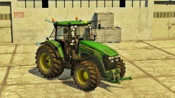 John Deere 7930 Dirt