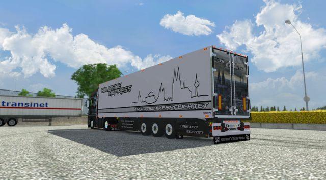 Schmitz SKO Tunning v2 0 - ETS2 Mod | Mod for Euro Truck Simulator 2