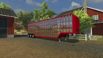 US Livestock Trailer