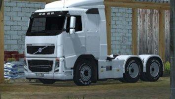 Volvo FH 16 MR