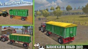Kroeger HKD 302 multifruit LS2013