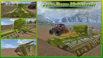 JOHN DEERE MULTISEEDER V1.1