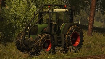 Fendt 930 Vario TMS Forest