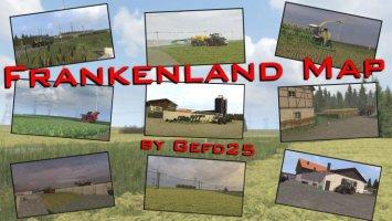 FrankenlandMap V1.9.2 ForstMod ready