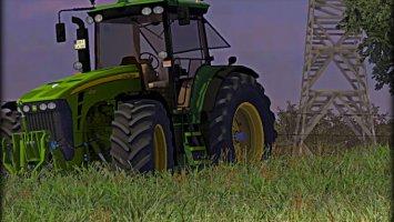 John Deere 8530 (V3 More Realistic)