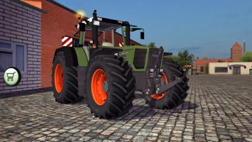 Fendt Favorit 824 Turboshift v2