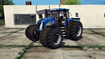 New Holland T8050 V3