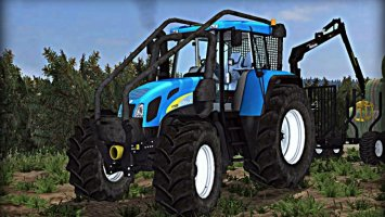 NEW HOLLAND T7550 V3 Forest