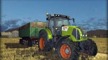 Claas Axion 830 V3 (More Realistic) ls2013
