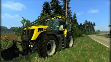 JCB FASTRAC 8310 (MR) Forest ls2013