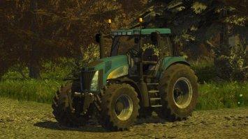 New Holland T8050 Dirt