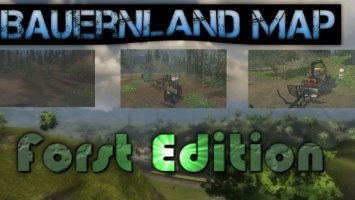 Bauernland Map v4.0 Forest Edition ls2013
