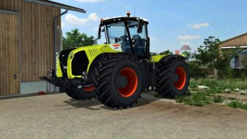 CLAAS XERION 5000 v4.0