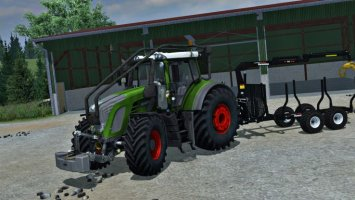 Fendt 936 Forest