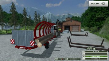 Wood trailer v0.5 ls2013