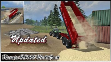 KRAMPE BS900 MULTIFRUIT BETA SAMPLE V1.1 LS2013