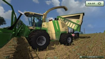 Krone Big X 1000 Pack ls2013