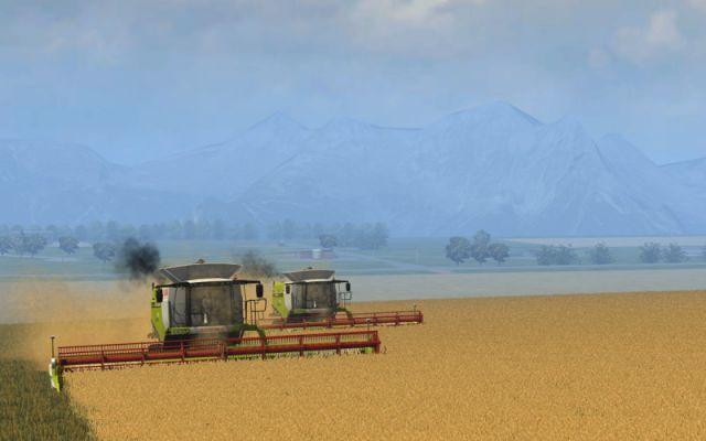 Hill v1.0.2 Mod for Landwirtschafts Simulator 2013