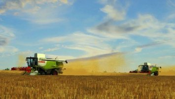 Claas Lexion 7 series mega pack LS2013