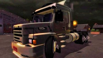 Scania 113H V2