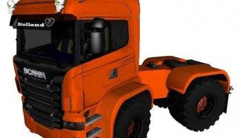 EJBs Scania Traptor v0.9