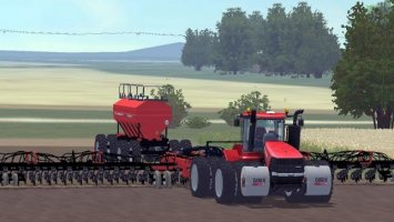 Case IH Precision Pack LS2013