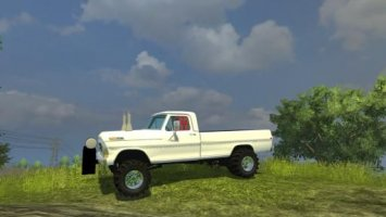 1972 FORD HIGHBOY PULLING TRUCK ls2013